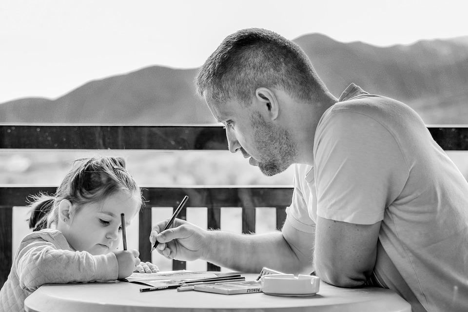 Padres brillantes, maestros fascinantes